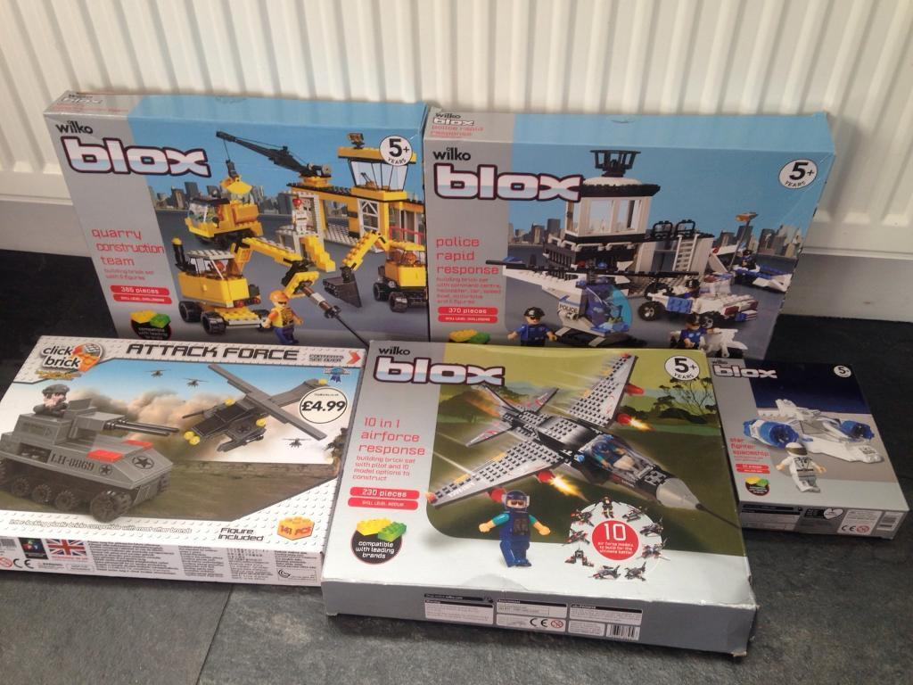 Blox Sets Like Lego Toys In York North Yorkshire Gumtree