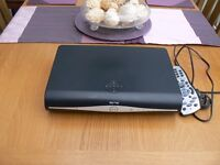 SKY HD BOX WITH SKY+ HD WIFI and 500GB HARD DRIVE + REMOTE CONTROL - Boxed