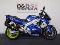 Yamaha THUNDERCAT 600 YZF 600R, 02-Reg, long MOT, HPI clear