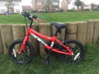 "Adventure 140 boys 14"" bike"