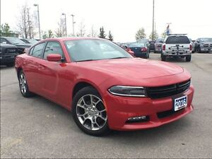 2016 Dodge Charger SXT**AWD**POWER SUNROOF**
