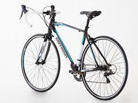 Brand New & HIGH SPEC Road Racing Bike black/white