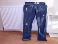 JEANS FOR MEN (5 PAIRS) -W34 L32