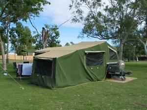 Cavalier Deluxe Full Annexe Camper Emu Park Yeppoon Area Preview