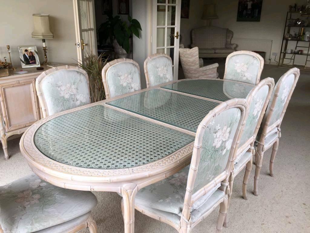 Beautiful Light Oak Dining Room Set In Borehamwood Hertfordshire Gumtree