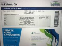 Michael Mcintyre tickets for sale