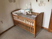 Mothercare nursery furniture