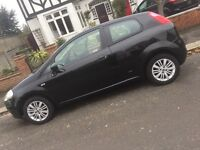 Fiat punto grande 1.2 56 reg, perfect first car!