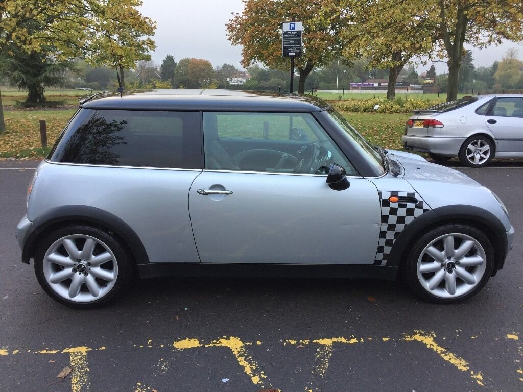 2002 MINI Hatch 1.6 Cooper 3dr HPI Clear Service History @07445775115