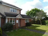 2 Bed Furnished extended house in lovely condition with option of third bedroom REDUCED RENT