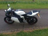Rieju RS3 50cc very quick (like Aprilia rs 50)