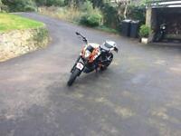 2011 KTM DUKE 125