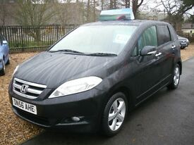 HONDA FRV 2.0i-VTEC Sport (17in Alloys) MPV 5d 1998cc (black) 2006