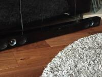 LG Sound bar with Wireless Subwoofer and Bluetooth