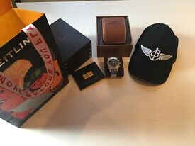 Breitling Chronomat GMT AB0410 2015 with box and papers (See photo)