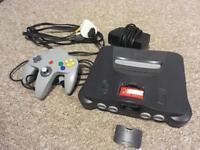 Nintendo 64 Console+Expansion pak