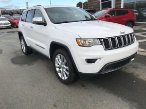 2017 Jeep Grand Cherokee LIMITED LEATHER LOADED