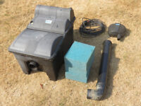 Oase Pond Filter, Pump and UV Complete