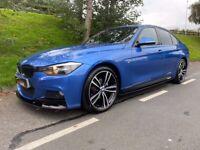 "BMW 320d M sport ""X drive"" 4 door saloon ***FINANCE DEALS AVAILABLE***"