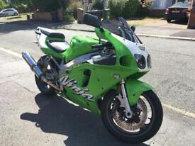 Kawasaki Zx7r 1998 Low Miles & MOT - Ready to Ride
