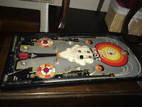 Fabulous Vintage 1930s Gotham 'Big Shot' Bagatelle / Pinball Game. Gotham Pressed Steel