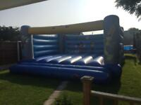 20x20 bouncy castle