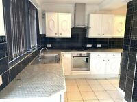 3/4 Bedroom House with Large Reception, Dining and Back Garden in N9