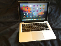 "Latest MacBook Pro 13"" w/ DVD Drive 8GB/16GB RAM 1TB/2TB SSHD 500GB HDD or + ADOBE, LOGIC,FCP, WORD"