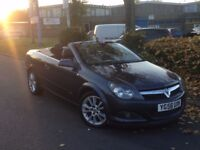 2006 VAUXHALL ASTRA CONVERTIBLE 1.8 **STUNNING CONDITION**
