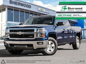 2014 Chevrolet Silverado 1500 2LT One Owner Local PST PAID Trade