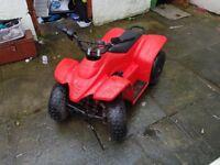 Buzz 50cc quad