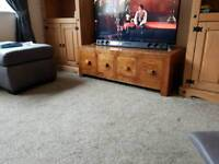 Coffee table/ television stand