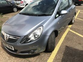 Vauxhall Corsa 1.2 Petrol BREAKING ALL PARTS.