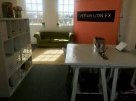 Stylish office to let in Cardiff Bay