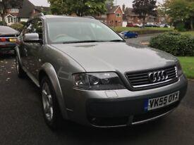 05/55 Audi Allroad, FSH, Great Condition