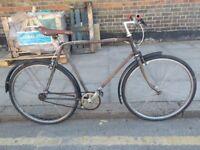 1960's Philliphs Singlespeed bike