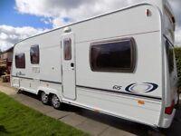caravan for sale 2004 in FK2