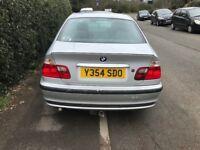 BMW 3 SERIES 320D DIESEL TURBO VERY FAST CAR £1295