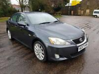 LEXUS IS 2.5 250 SE 4d AUTO 204 BHP Keyless entry (grey) 2008