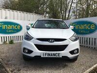 Hyundai ix35 2.0 CRDi (4 Wheel Drive) SE, 2015, Manual - £70 PER WEEK - CAR IS £9995