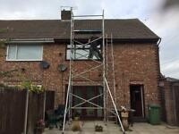 Boss Stairmax Alloy Scaffold Tower