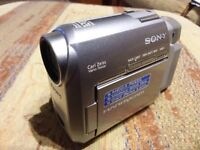SONY DIGITAL VIDEO CAMERA/CAMCORDER+ACCESSORIES #EXCELLENT CONDITION