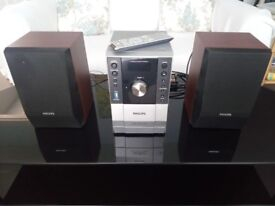 Philips Mini Hi Fi Audio System