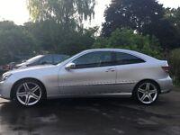 Mercedes Benz clc class 1.8 CLC180 kompressor Sport - great condition, low mileage, 2 lady owners