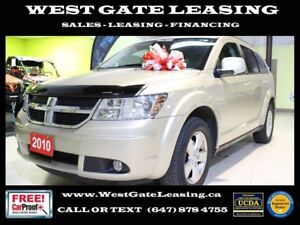 2010 Dodge Journey SXT | CERTIFIED | WARRANTY |