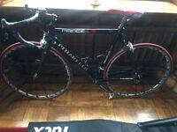 Ponarello Prince LS road bike