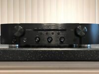 Marantz PM6005 Integrated Amplifier with Digital Input - Black