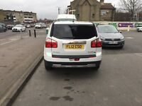 chevrolet orlando 2.0 vcdi 7 seat Pco license best deal in uk