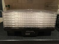 Andrew James Premium Food Dehydrator including 4x Excalibur ParaFlexx Premium Sheets