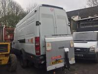 Tail lift for sale off iveco daily van £350